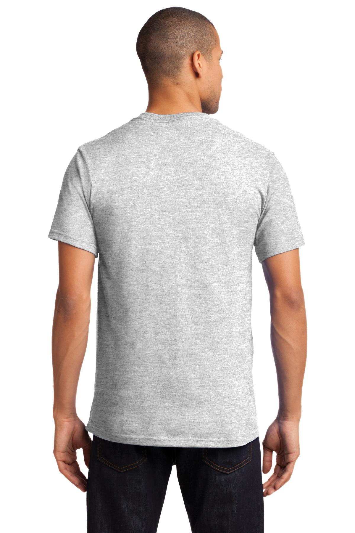 Port-amp-Company-Tall-Essential-TShirt-with-Pocket-PC61PT-Size-LT-4XLT thumbnail 4