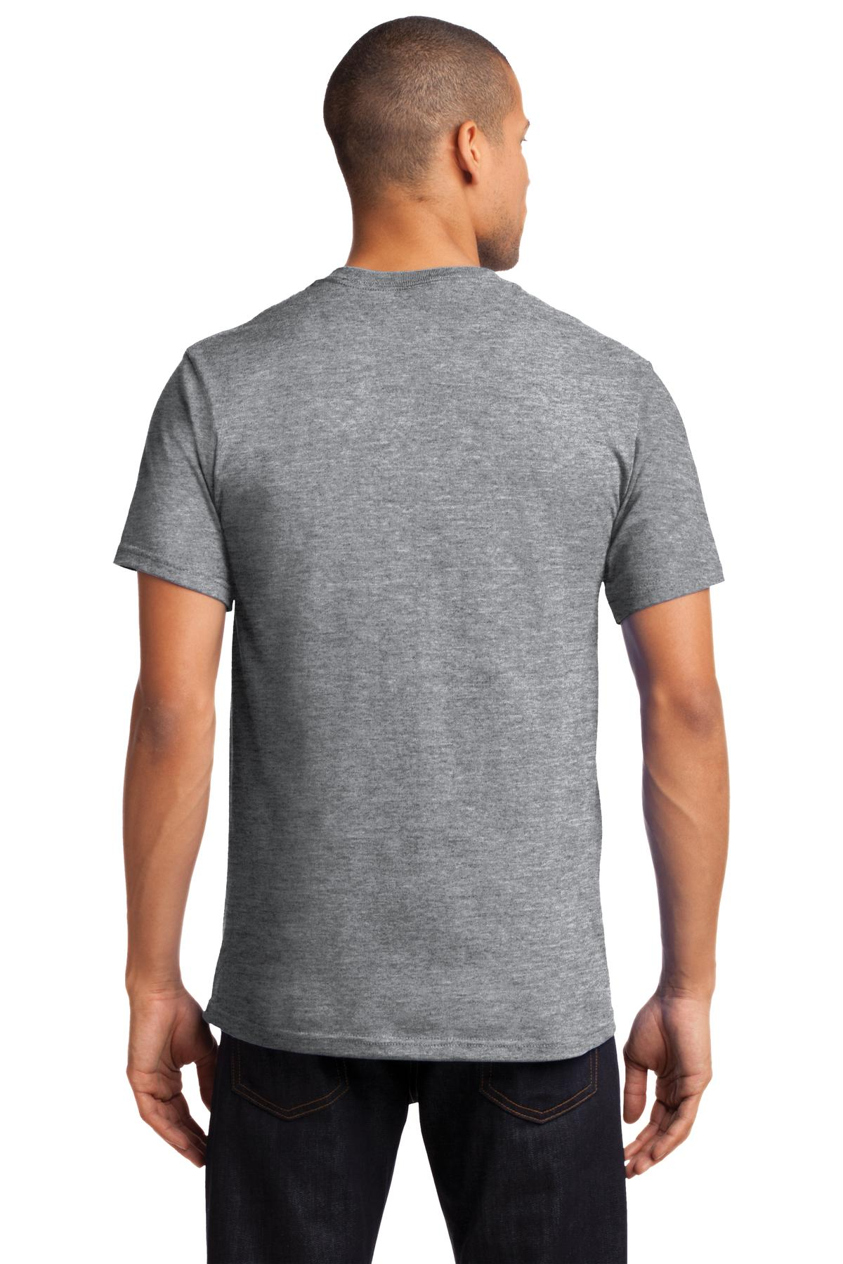 Port-amp-Company-Tall-Essential-TShirt-with-Pocket-PC61PT-Size-LT-4XLT thumbnail 6