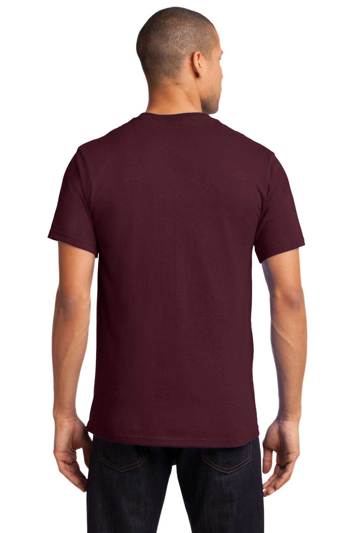 Port-amp-Company-Tall-Essential-TShirt-with-Pocket-PC61PT-Size-LT-4XLT thumbnail 8