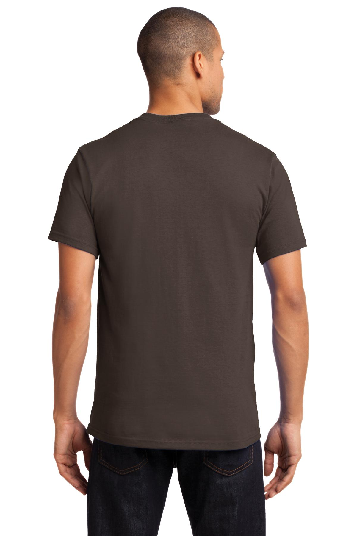 Port-amp-Company-Tall-Essential-TShirt-with-Pocket-PC61PT-Size-LT-4XLT thumbnail 10