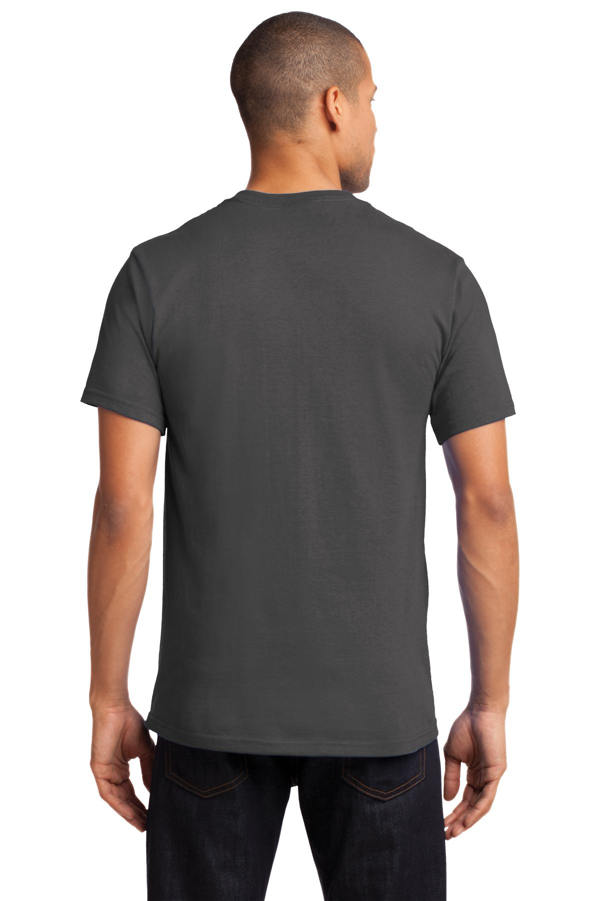 Port-amp-Company-Tall-Essential-TShirt-with-Pocket-PC61PT-Size-LT-4XLT thumbnail 12