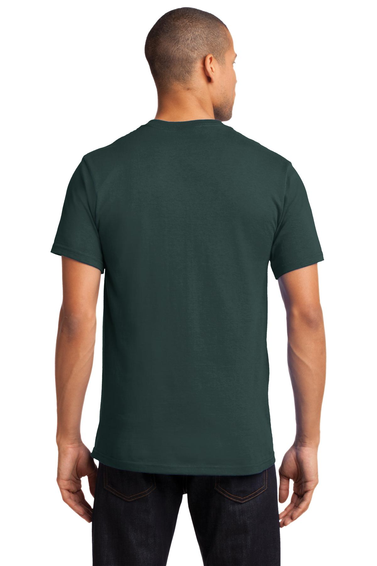 Port-amp-Company-Tall-Essential-TShirt-with-Pocket-PC61PT-Size-LT-4XLT thumbnail 14