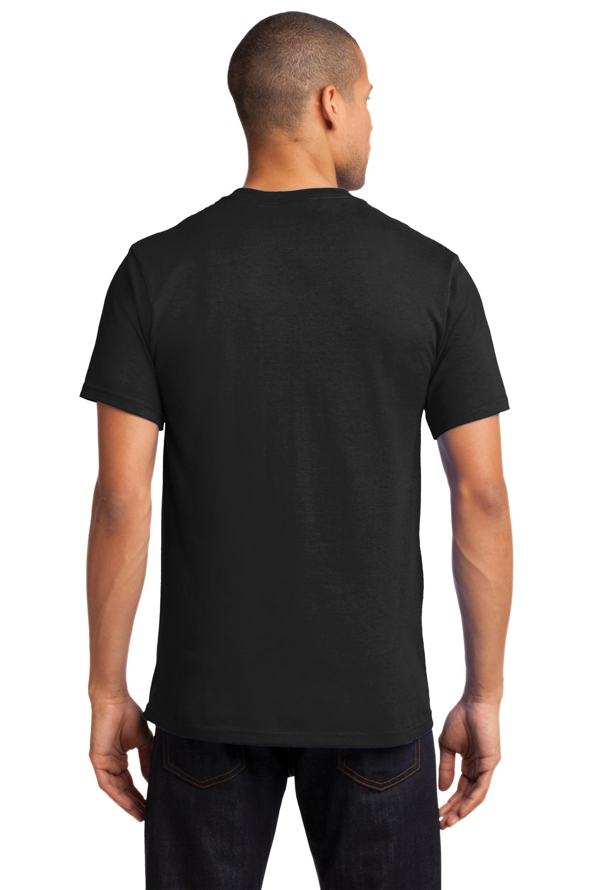 Port-amp-Company-Tall-Essential-TShirt-with-Pocket-PC61PT-Size-LT-4XLT thumbnail 18