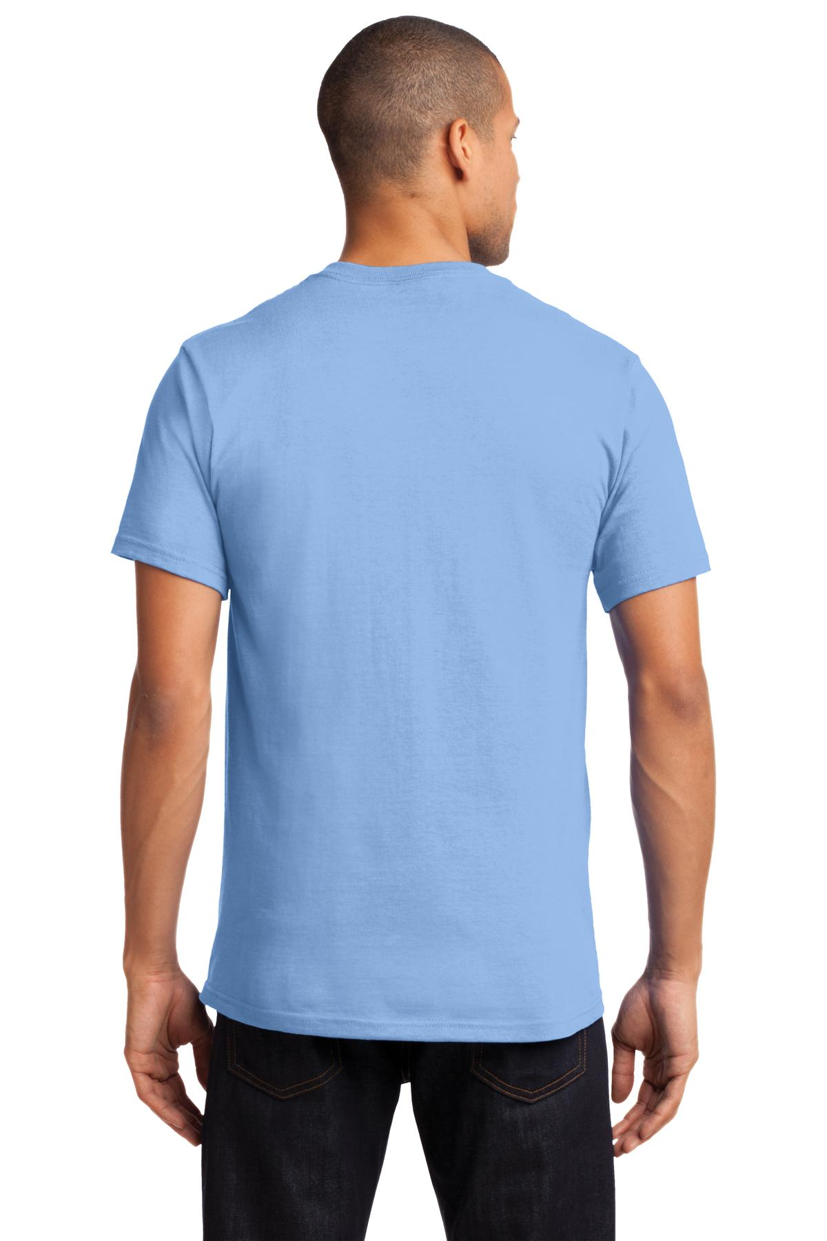 Port-amp-Company-Tall-Essential-TShirt-with-Pocket-PC61PT-Size-LT-4XLT thumbnail 20