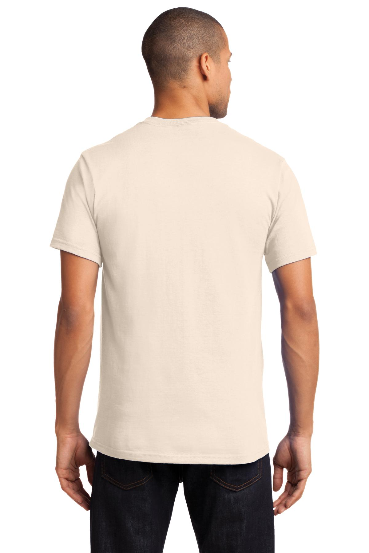 Port-amp-Company-Tall-Essential-TShirt-with-Pocket-PC61PT-Size-LT-4XLT thumbnail 24