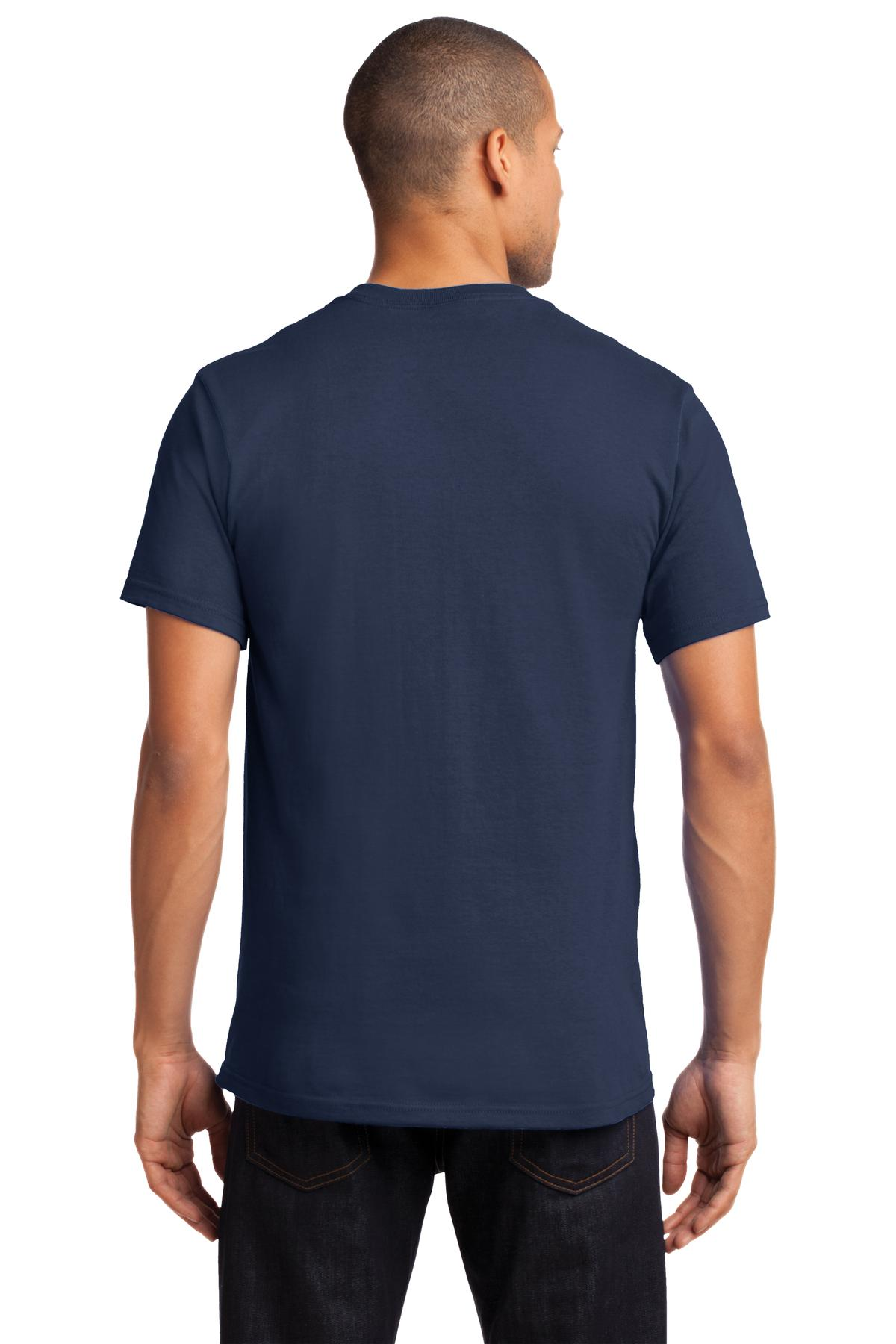 Port-amp-Company-Tall-Essential-TShirt-with-Pocket-PC61PT-Size-LT-4XLT thumbnail 26