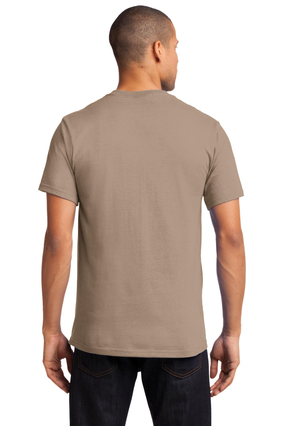 Port-amp-Company-Tall-Essential-TShirt-with-Pocket-PC61PT-Size-LT-4XLT thumbnail 34