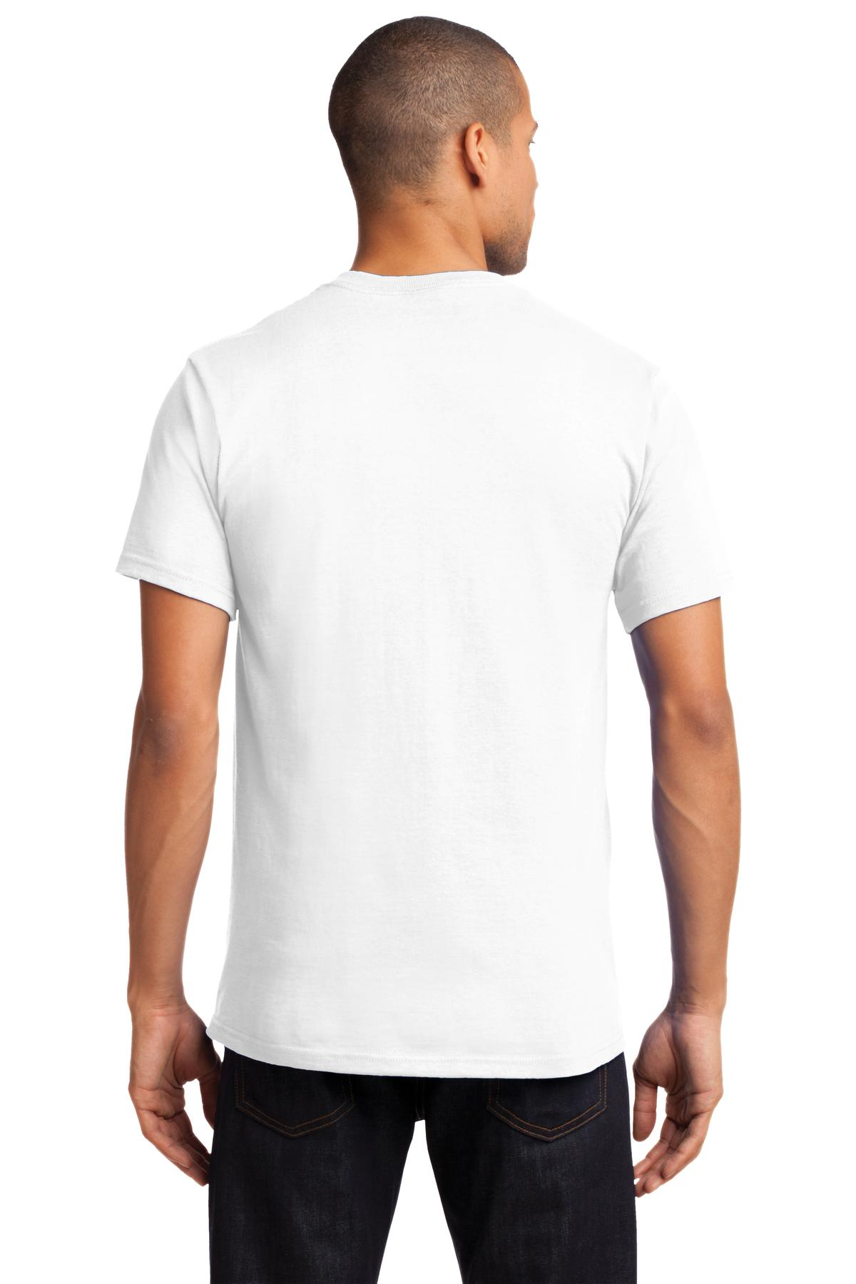 Port-amp-Company-Tall-Essential-TShirt-with-Pocket-PC61PT-Size-LT-4XLT thumbnail 36